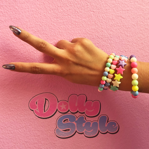 Dolly Style Armband Mix