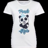 T-shirt Panda Style