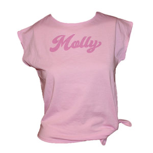 Pyjamas Knot Top- Molly