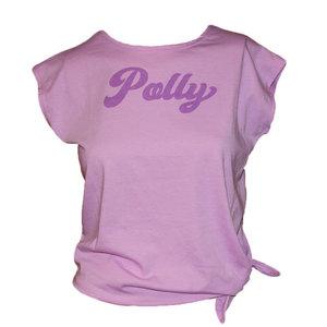 Pyjamas Knot Top-Polly